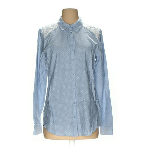 hinge Button-up Shirt in size S at up to 95% Off - Swap.com