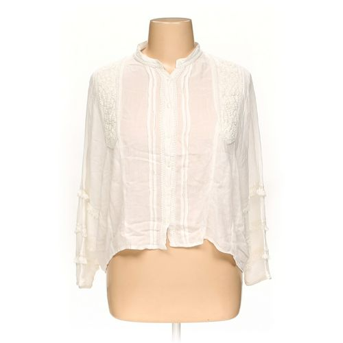 H&M Button-up Shirt in size 14 at up to 95% Off - Swap.com