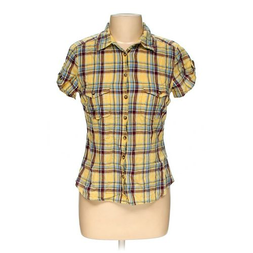 H&M Button-up Shirt in size 10 at up to 95% Off - Swap.com