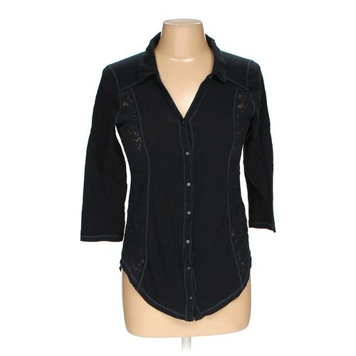 Hollister Button-up Shirt in size M at up to 95% Off - Swap.com