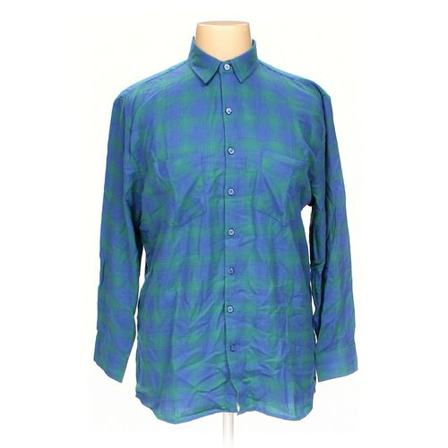 Inso Collection Button-up Shirt in size XL at up to 95% Off - Swap.com