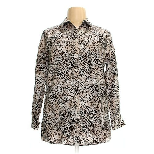 Investments Button-up Shirt in size 16 at up to 95% Off - Swap.com