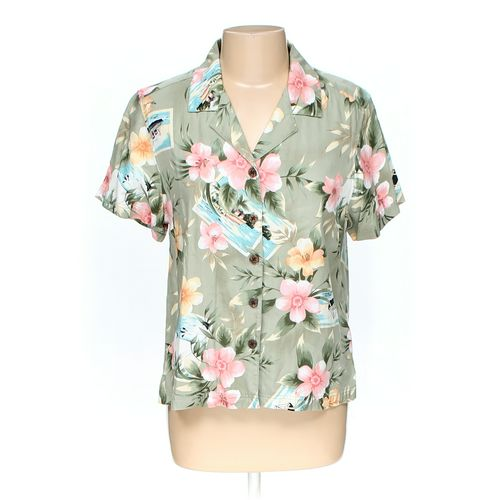 Island Traders Button-up Shirt in size L at up to 95% Off - Swap.com