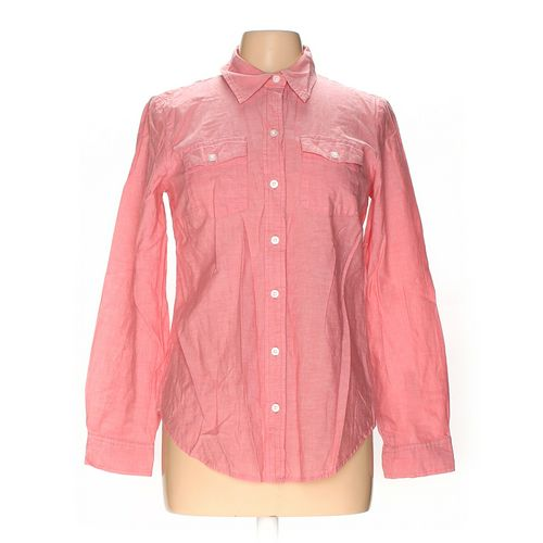 Izod Button-up Shirt in size M at up to 95% Off - Swap.com