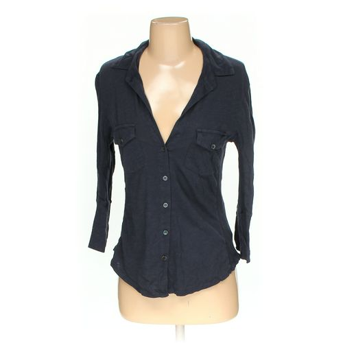 James Perse Button-up Shirt in size 2 at up to 95% Off - Swap.com