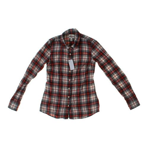 J.Crew Button-up Shirt in size 00 at up to 95% Off - Swap.com