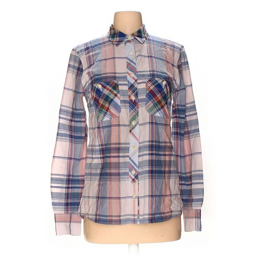 J.Crew Button-up Shirt in size 4 at up to 95% Off - Swap.com