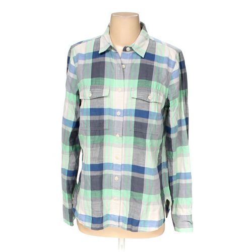 J.Crew Button-up Shirt in size 6 at up to 95% Off - Swap.com