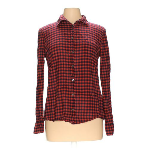 J.Crew Button-up Shirt in size 8 at up to 95% Off - Swap.com