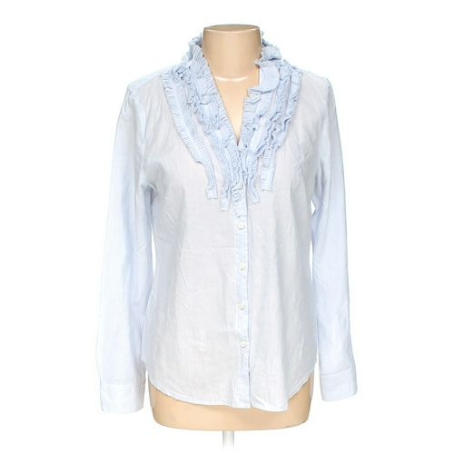 J.Crew Button-up Shirt in size L at up to 95% Off - Swap.com