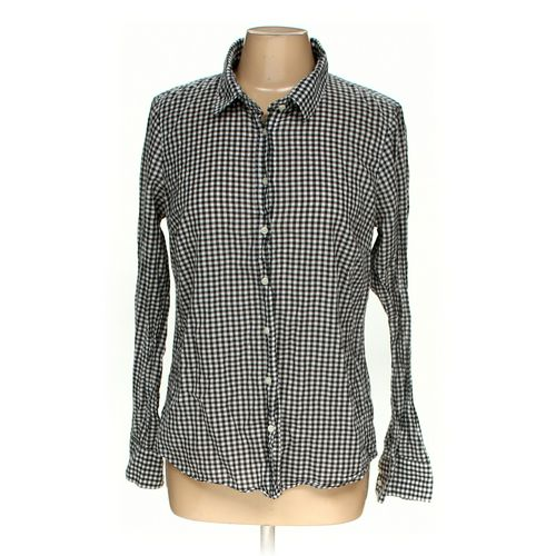 J.Crew Button-up Shirt in size M at up to 95% Off - Swap.com