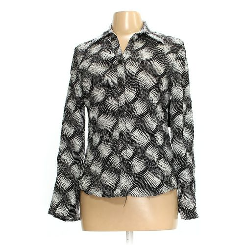 Jennifer Lloyd Button-up Shirt in size M at up to 95% Off - Swap.com