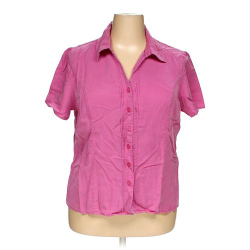 JM Originals Button-up Shirt in size 18 at up to 95% Off - Swap.com