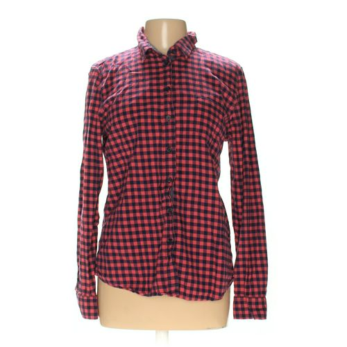Joe Fresh Button-up Shirt in size L at up to 95% Off - Swap.com