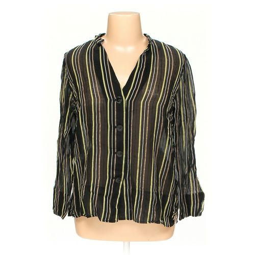 Jones New York Button-up Shirt in size 16 at up to 95% Off - Swap.com