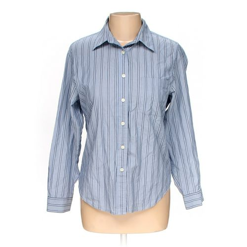 Jones New York Button-up Shirt in size 8 at up to 95% Off - Swap.com