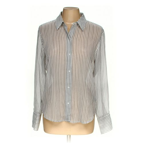 Jones Wear Button-up Shirt in size 8 at up to 95% Off - Swap.com