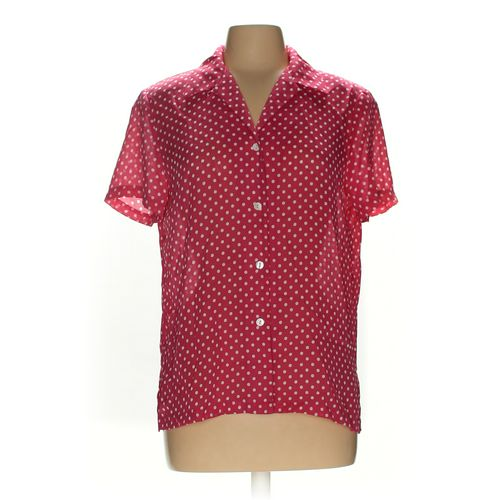 Josephine Chaus Button-up Shirt in size 8 at up to 95% Off - Swap.com