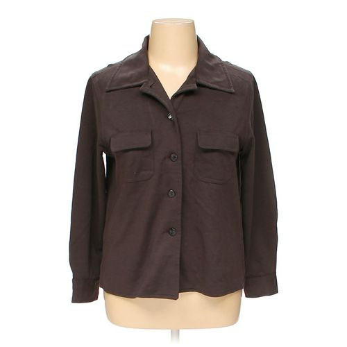 Kathy Ireland Button-up Shirt in size XL at up to 95% Off - Swap.com