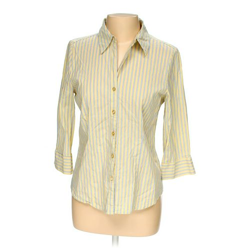 Kim Rogers Button-up Shirt in size M at up to 95% Off - Swap.com
