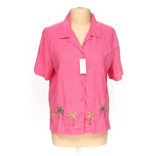 Kim Rogers Button-up Shirt in size L at up to 95% Off - Swap.com
