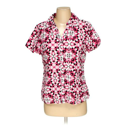 Kim Rogers Button-up Shirt in size S at up to 95% Off - Swap.com