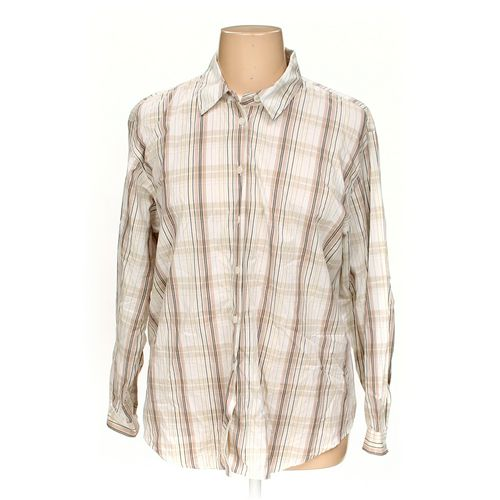 Koret Button-up Shirt in size XL at up to 95% Off - Swap.com