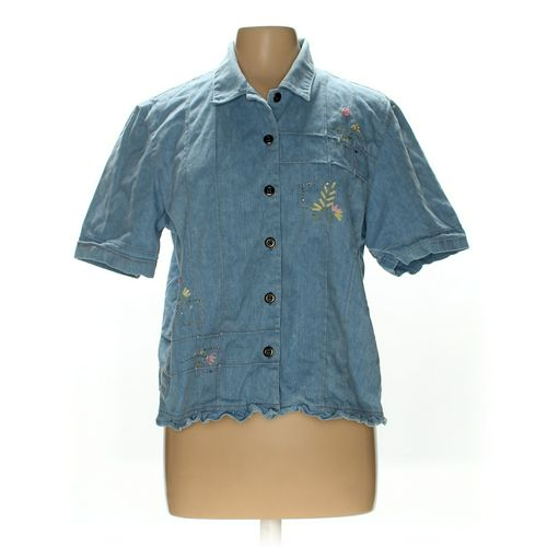 Koret Button-up Shirt in size L at up to 95% Off - Swap.com