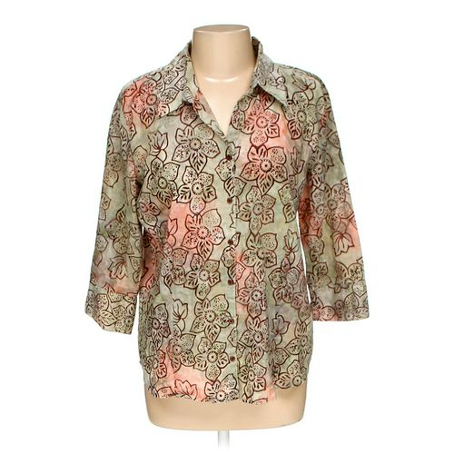 Krazy Kat Button-up Shirt in size L at up to 95% Off - Swap.com
