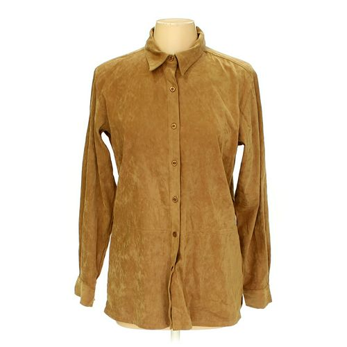Kyoto Kasuals Button-up Shirt in size M at up to 95% Off - Swap.com