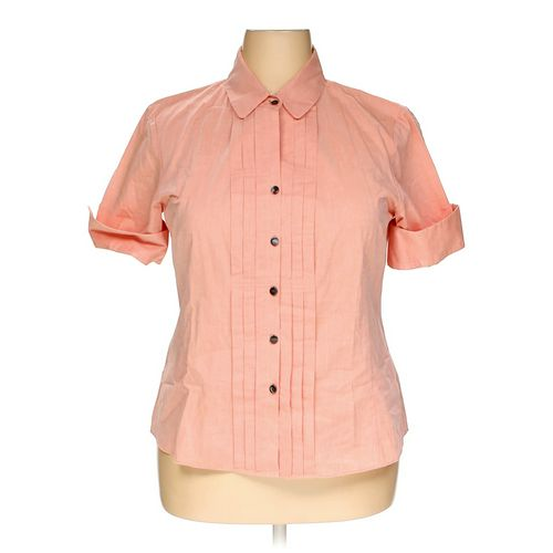 Lafayette 148 Button-up Shirt in size 18 at up to 95% Off - Swap.com