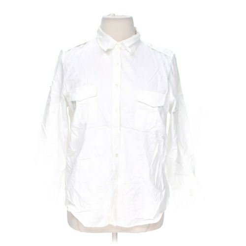 Lands' End Button-up Shirt in size XL at up to 95% Off - Swap.com