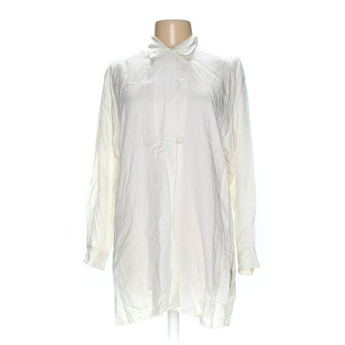 Land's End Button-up Shirt in size 10 at up to 95% Off - Swap.com