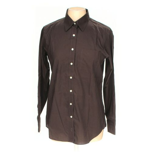 Lands' End Button-up Shirt in size 8 at up to 95% Off - Swap.com