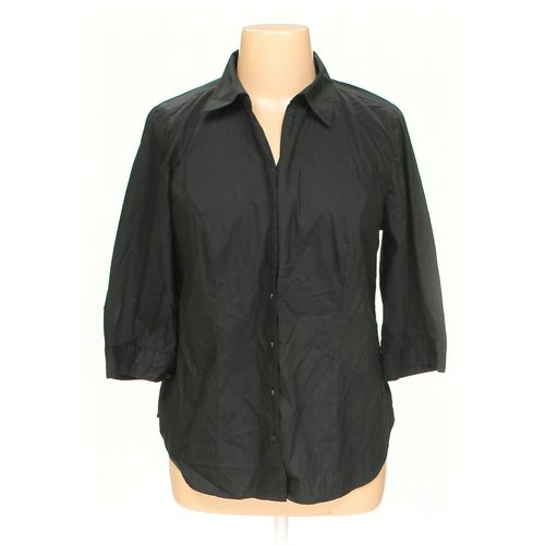 Lane Bryant Button-up Shirt in size 16 at up to 95% Off - Swap.com