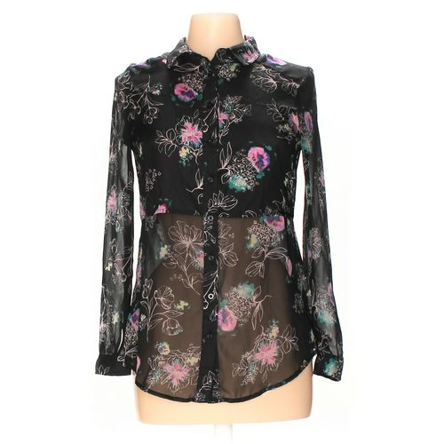 Lauren Conrad Button-up Shirt in size XS at up to 95% Off - Swap.com