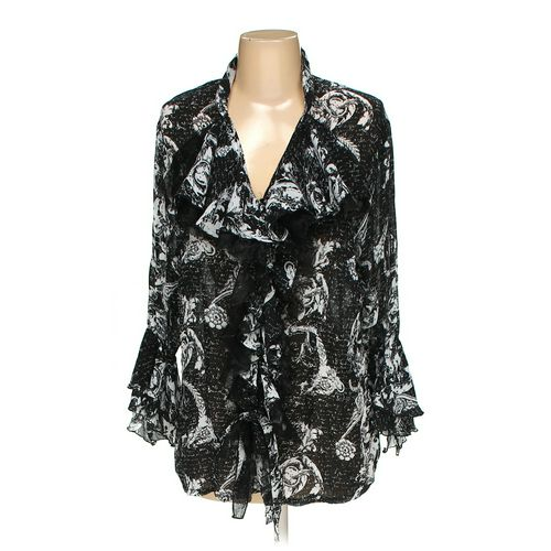 Le Caviar Button-up Shirt in size S at up to 95% Off - Swap.com