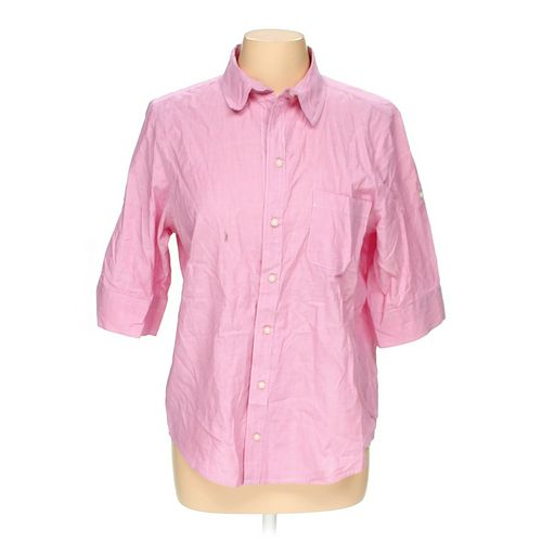 Lee Button-up Shirt in size M at up to 95% Off - Swap.com