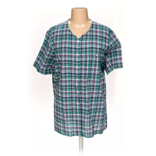 Liz Claiborne Button-up Shirt in size 14 at up to 95% Off - Swap.com