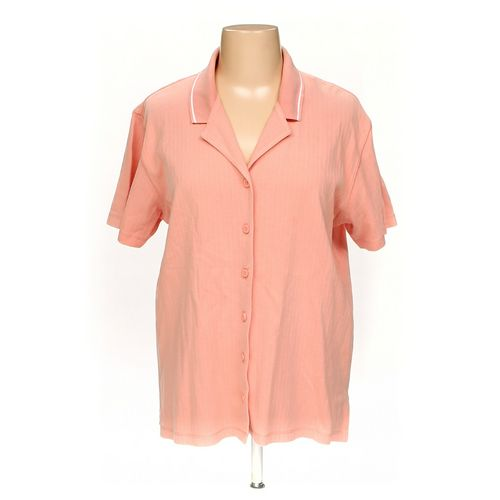 Liz Claiborne Button-up Shirt in size 1X at up to 95% Off - Swap.com