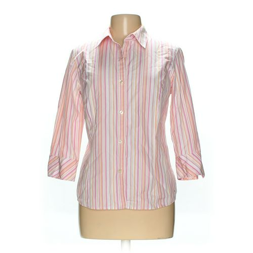 Liz Claiborne Button-up Shirt in size 10 at up to 95% Off - Swap.com