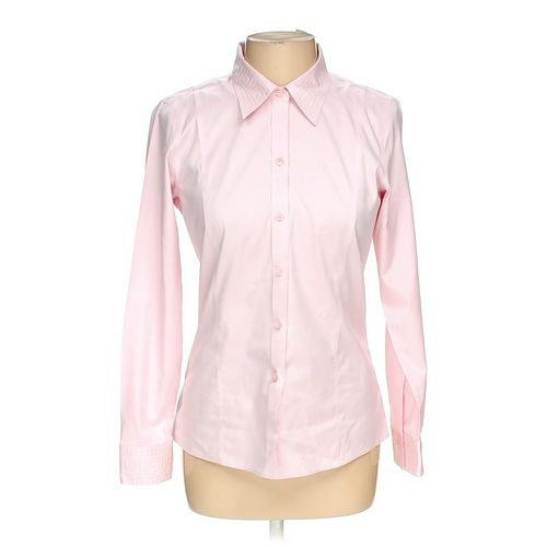 Liz Claiborne Button-up Shirt in size 6 at up to 95% Off - Swap.com