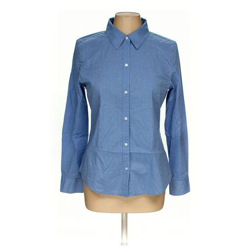 Liz Claiborne Button-up Shirt in size M at up to 95% Off - Swap.com
