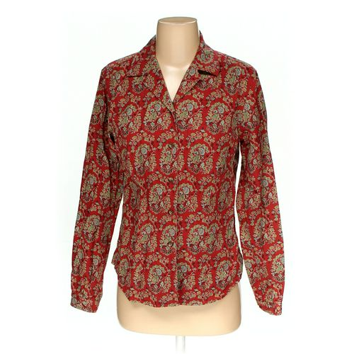 Liz Claiborne Button-up Shirt in size S at up to 95% Off - Swap.com