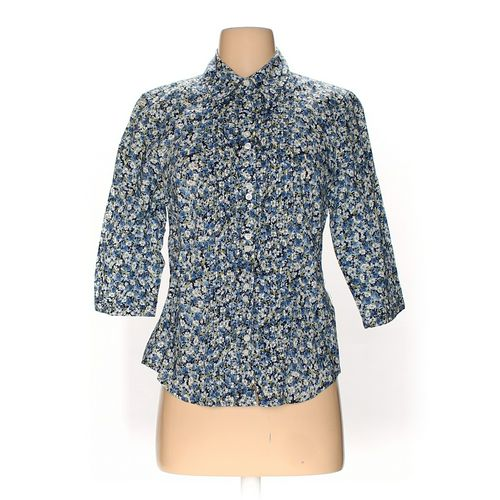 Liz & Co. Button-up Shirt in size M at up to 95% Off - Swap.com