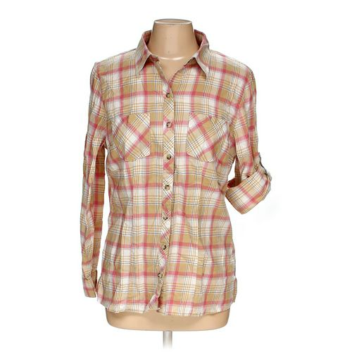 L.L.Bean Button-up Shirt in size M at up to 95% Off - Swap.com