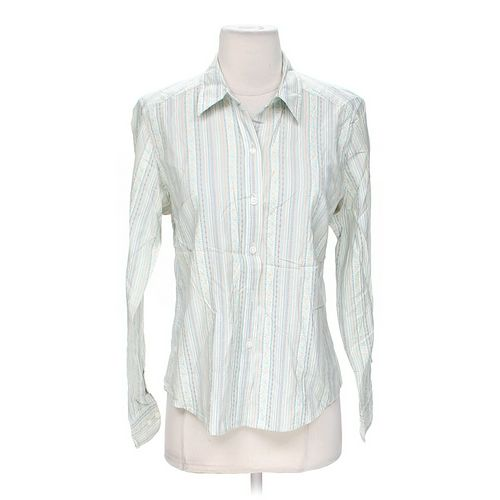 L.L.Bean Button-up Shirt in size S at up to 95% Off - Swap.com