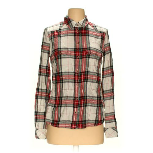 L.O.G.G. Label Of Graded Goods Button-up Shirt in size 6 at up to 95% Off - Swap.com