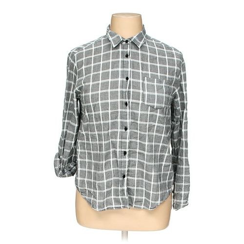 Love Notes Button-up Shirt in size XL at up to 95% Off - Swap.com
