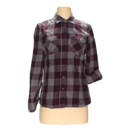MAGELLAN OUTDOORS Button-up Shirt in size S at up to 95% Off - Swap.com